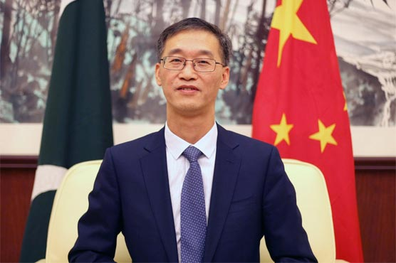 Coronavirus will not stop economic cooperation with Pakistan: Chinese envoy