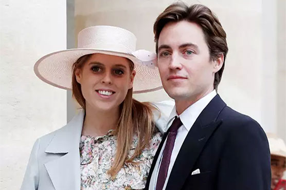 UKs Princess Beatrice to marry property developer Edoardo Mapelli Mozzi in May