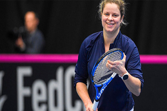 WTA: Returning Clijsters targets Dubai for eagerly-awaited comeback