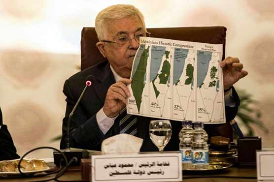Palestinians withdraw request for UN vote on US Mideast plan: diplomats