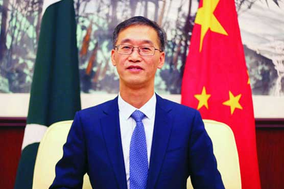 China wants an economically stable Pakistan: Chinese envoy