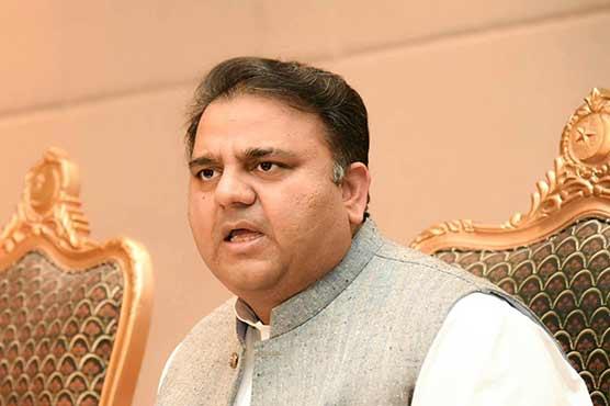 Shehbaz Sharif's absence violation of NA laws: Fawad Chaudhry