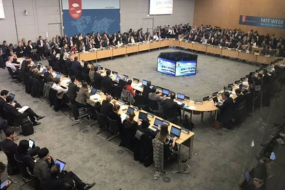 Pakistan to remain on FATF's grey list until next review in June
