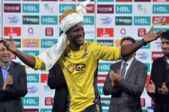 Peshawar Zalmis Darren Sammy to become honorary Pakistani citizen