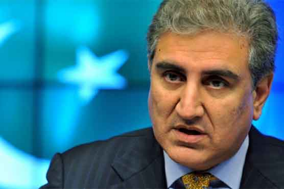 Indian conspiracy to push Pakistan in FATF's black list failed: FM Qureshi