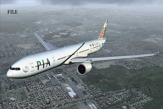 Sukkur bound PIA flight narrowly escapes accident