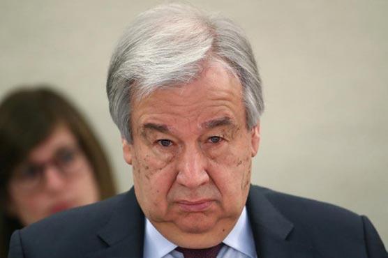 Human rights under assault worldwide: UN chief
