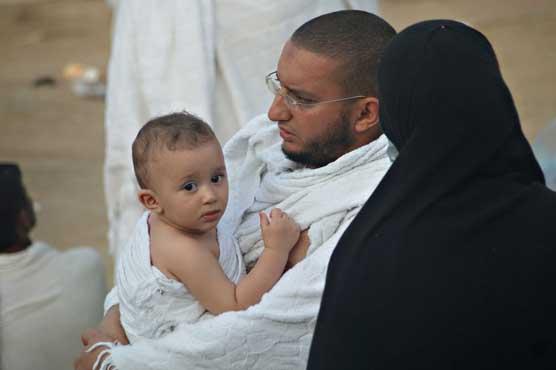 Govt announces Hajj policy for infants