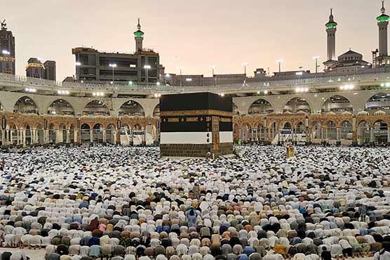 Infant pilgrim's parents to pay Rs 32,657 as hajj dues under govt scheme