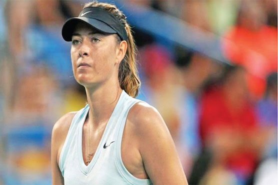 Maria Sharapova to open 2020 campaign at Brisbane International