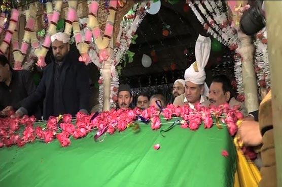 706th Urs celebrations of Hazrat Shah Rukn-e-Alam begins in Multan