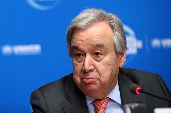 U.N. secretary-general 'deeply concerned' North Korea said it could resume weapons tests