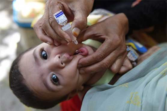Five new polio cases surface in KP