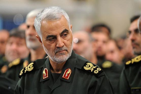 Pentagon confirms Trump ordered killing of Iran Guards commander