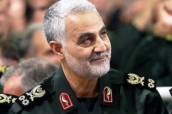 General Qasem Soleimani: Iran's regional pointman
