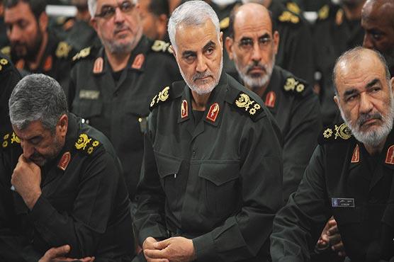 Congress not notified ahead of Soleimani killing: senior US lawmaker
