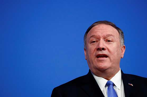 Pompeo says US 'committed to de-escalation' after Soleimani killing