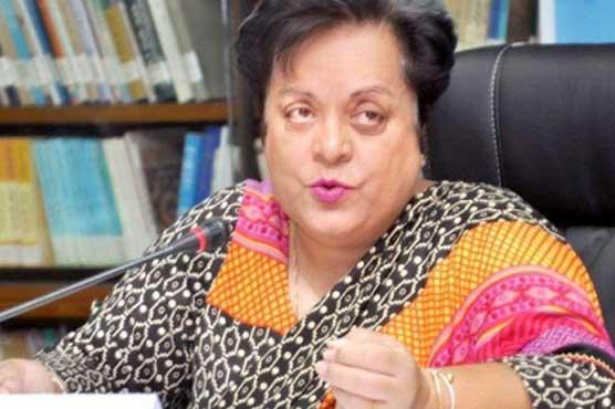 War in already volatile region is in no one's interest: Shireen Mazari