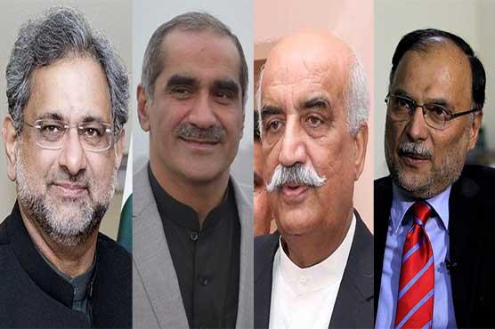 Speaker Asad Qaiser issues production order of opposition leaders