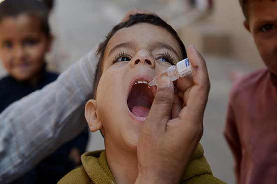 Two more polio cases reported in Sindh