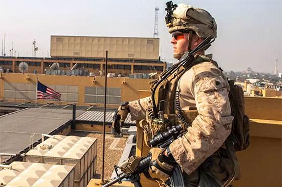 US deploys troops, Iran vows 'revenge' after Soleimani death