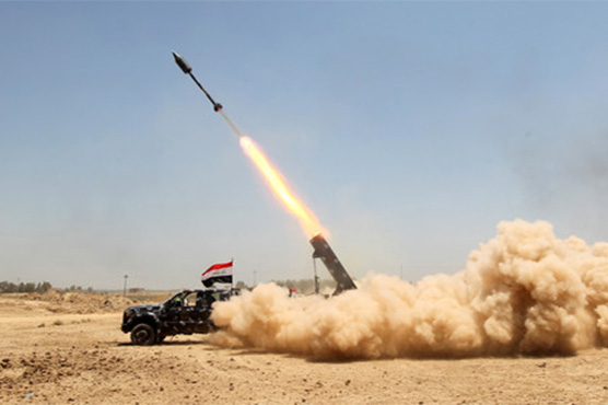 Missiles hit US high-security enclave, troops' Iraq base following Soleimani's killing