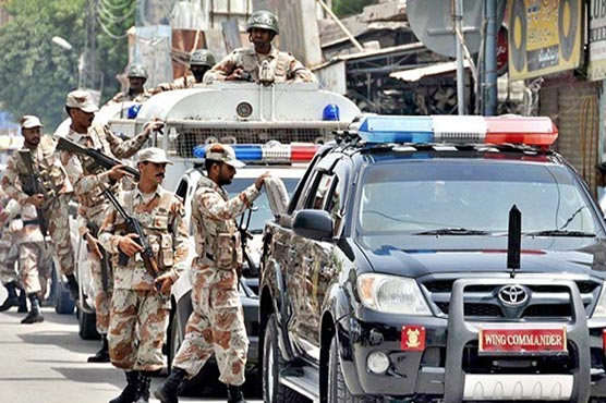Karachi: Police, Rangers directed to enhance security of US, Iranian consulates