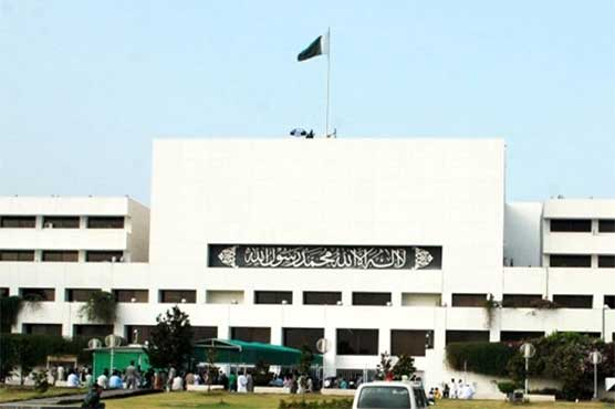 NA standing committee deliberates on acts concerning extensions of armed forces' chiefs