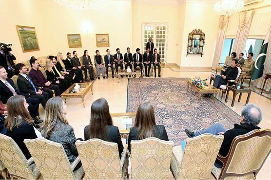 Regional peace at stake due to Indian govt's RSS-ideology: PM Imran