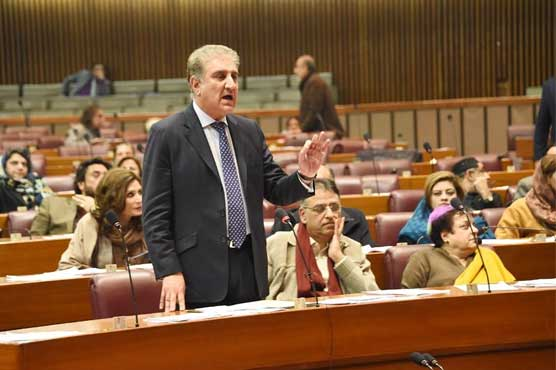 FM Qureshi urges diplomatic channels to defuse US-Iran tensions