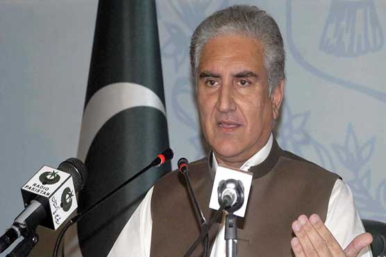 War is not in anyone's interest: FM Qureshi