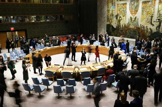 UN Security Council declares commitment to 'international law' as tensions flare