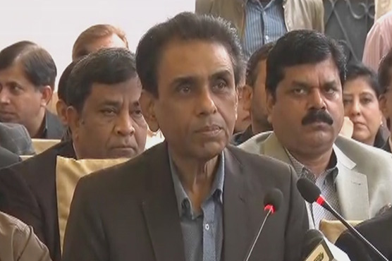 Khalid Maqbool Siddiqi announces resignation as minister for information technology