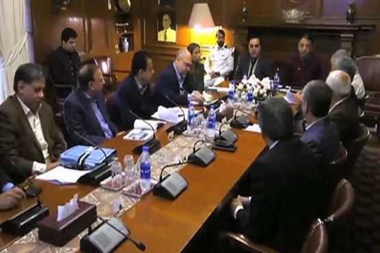 MQM-P boycotts 'Karachi Bahali Committee' meeting chaired by Asad Umar
