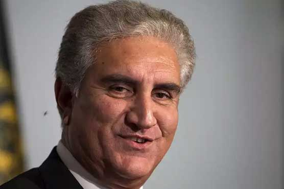 Qureshi arrives in Saudi Arabia following Iran tour to ease Mideast tensions