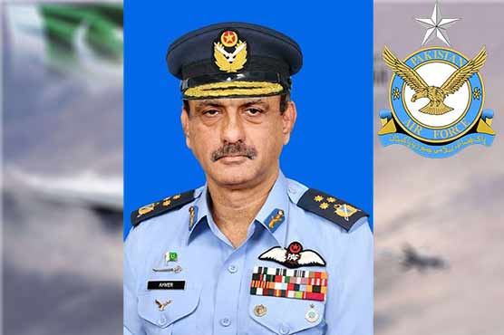Ahmer Shehzad Leghari appointed new Vice Chief of Air Staff