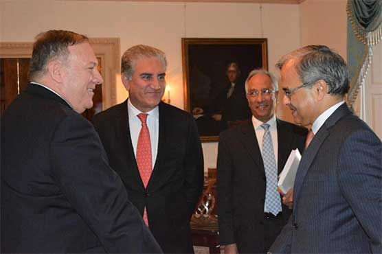 Pakistan will continue efforts for political solution to lingering Afghan conflict: FM Qureshi
