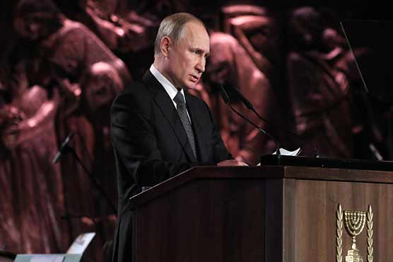 Putin calls for summit of key UN Security Council members