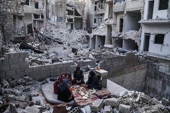 Deadly Syrian, Russian air strikes in Idlib amount to war crimes: UN