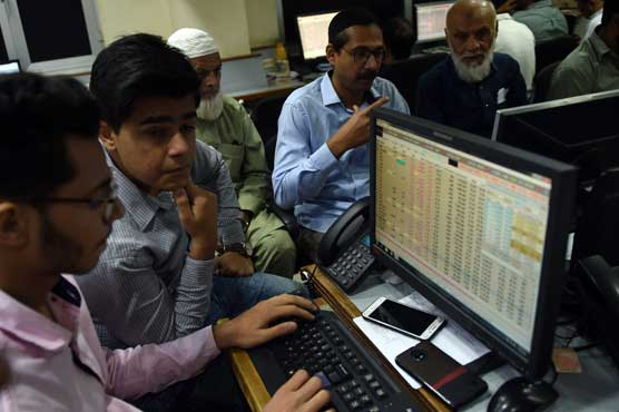 PSX gains 447 points to close at 36,142 points