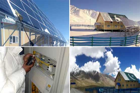 New optical fiber cable operationalized from Khunjrab to Islamabad