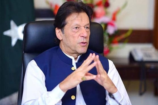 COVID-19 cases in hospitals, death rate gone down in Pakistan: PM Imran