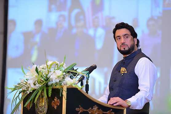 Kashmiris must get right to self-determination like Darfur: Shehryar Afridi