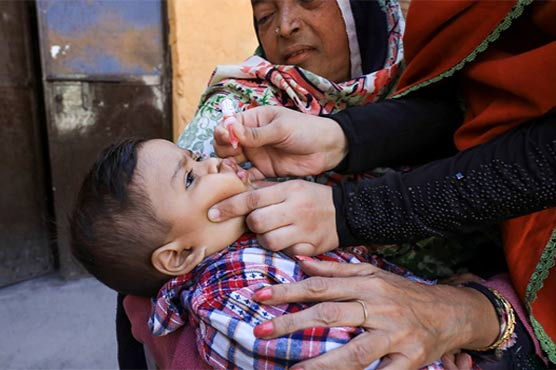 Countrywide polio vaccination campaign begins