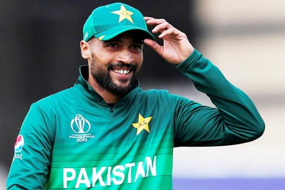 Mohammad Amir set to Join Team Pakistan for T20I Series