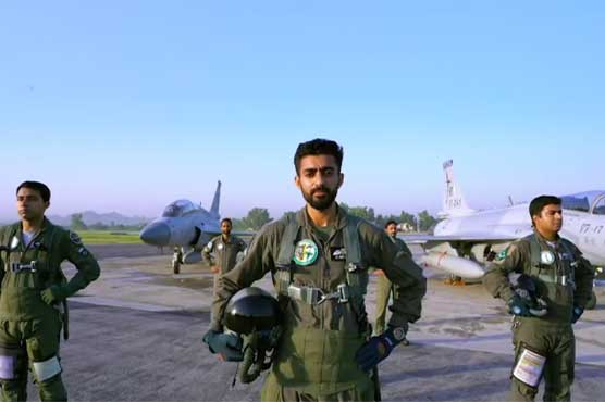 Appearance of PAF JF-17 Thunder in Virtual Royal Air Tattoo Show brings laurels to country