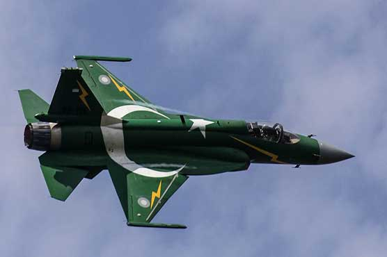 PAF JF-17 Thunder makes maiden appearance in Virtual Royal Air Tattoo show