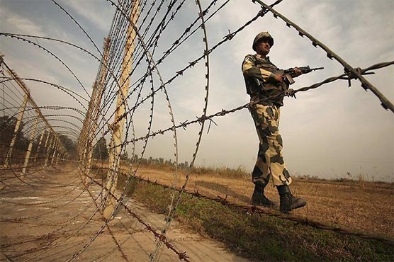 India martyred 14 civilians in 1,744 LoC violations this year