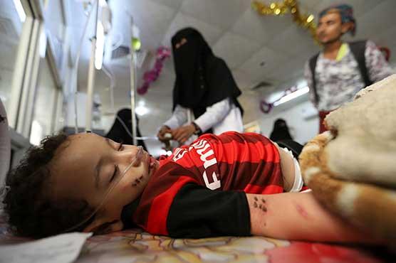 Yemen's children starve amid rising fears of famine