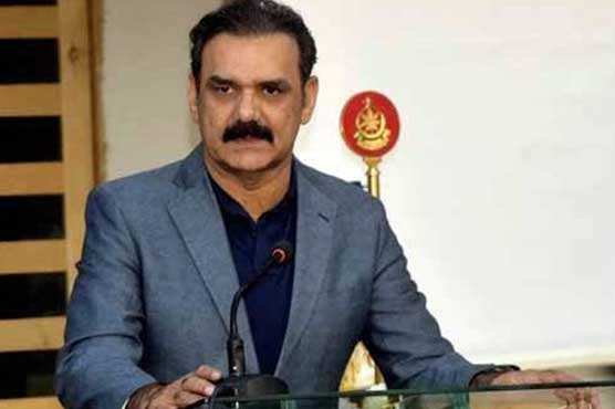Decision to expedite work on development projects in Balochistan would be beneficial: Asim Bajwa
